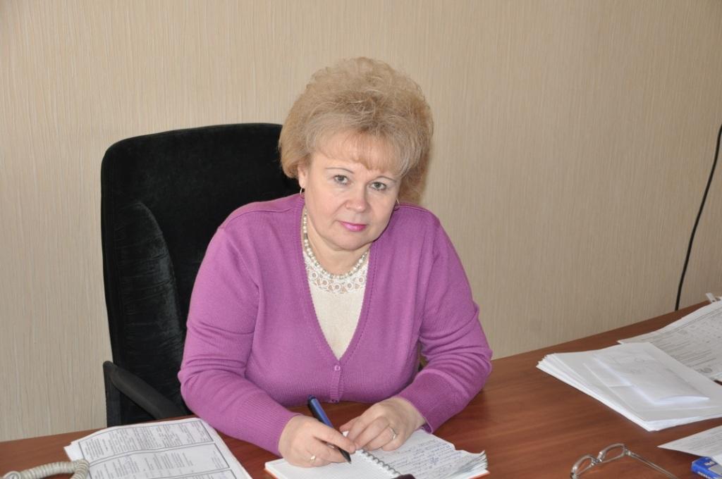 Меньщикова Надежда Ивановна